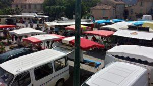 Markt ganzjährig jeden Sonntag