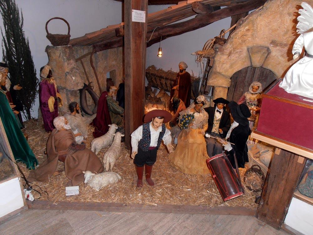 Santons im Santon-Museum