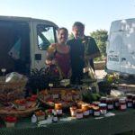 Markt in Viens Julie Larher